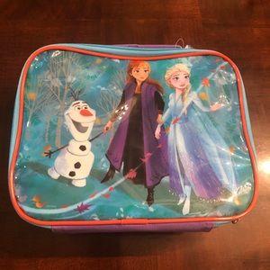 Frozen II Disney Lunch Bag NWT Frozen 2